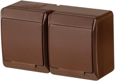 Elektro-Plast Hermes 0325-06 Brown