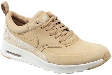 Nike Sneakers Air Max Thea Premium 616723-203 Beige 39