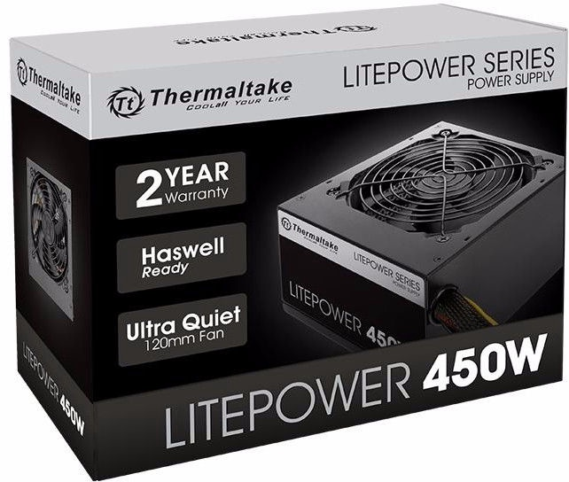 Thermaltake Litepower 450W PS-LTP-0450NPCNEU-2