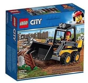 Konstruktorius LEGO® City 60219 Statybinis krautuvas