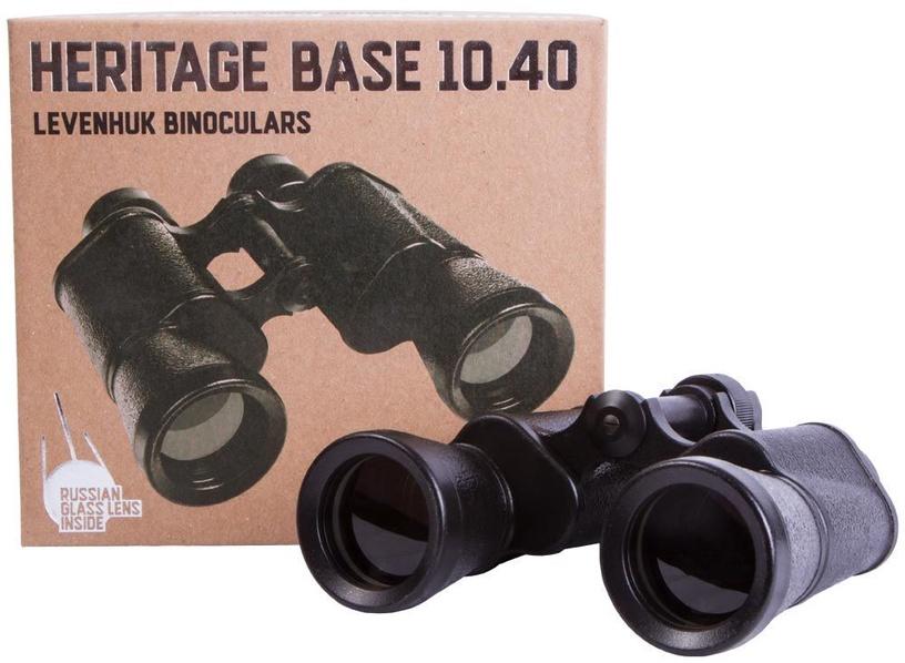 Levenhuk Heritage Base 10x40 Binoculars