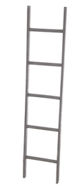 4Living Decorative Ladder 160cm Gray