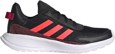 Adidas Kids Tensor Run Shoes FV9445 Black/Pink 38 2/3
