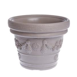 Prosperplast Flower Pot Decora DBDE39 D39H31 Ø39cm Brown