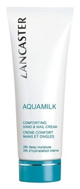 Lancaster Aquamilk Comforting Hand & Nail Cream 75ml