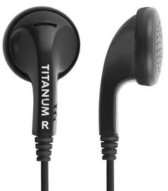 Ausinės Esperanza Titanum Stereo Earphones TH108 Black