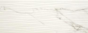 Stn Ceramica Duomo Wall Tiles 333x900mm White