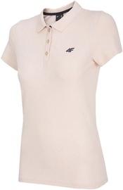 4F Women's T-shirt Polo NOSH4-TSD007-56S XS