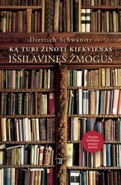 Knyga Ką turi žinoti kiekvienas išsilavinęs žmogus