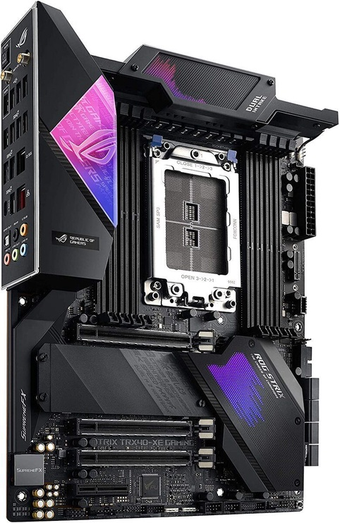 Mātesplate Asus ROG Strix TRX40-XE Gaming