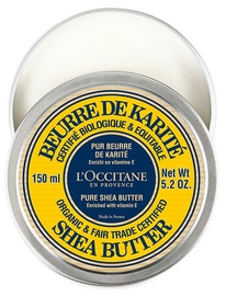L´Occitane Organic Shea Butter 150ml