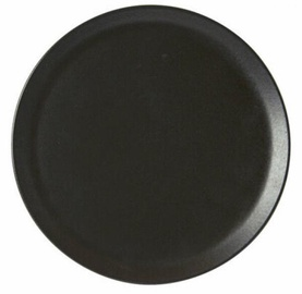 Porland Seasons Pizza Plate D32cm Black