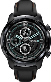 Viedais pulkstenis Mobvoi TicWatch Pro 3, melna