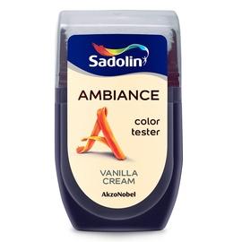 Krāsu paraugs AMBIANCE VANILLA CREAM 30ML