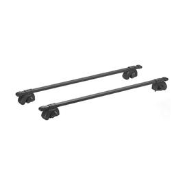 SN Universal Car Roof Bars 120cm Black
