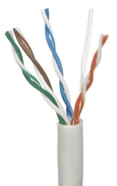 A-Lan Patch Cable UTP CAT5e 305m Grey
