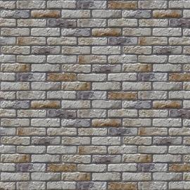 Flīzes sienai Retr Brick 0,38 brūnas 12 gab.