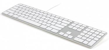 Matias Keyboard Aluminum Mac Hub 2xUSB