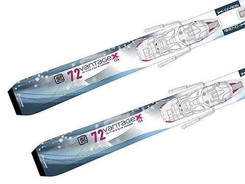 Slidės Atomic Vantage X72, su apkaustais, 155 cm