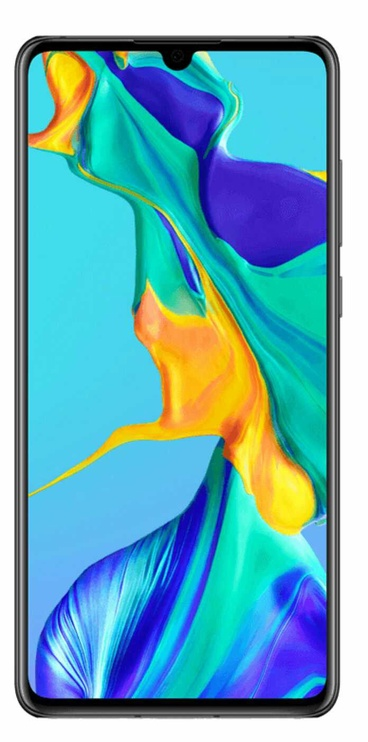Mobilusis telefonas Huawei P30 6/128GB Dual Black