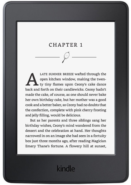 Amazon Kindle Paperwhite 3 WiFi With Advertising Black