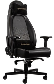 Noblechairs Gaming Chair ICON Black/Gold