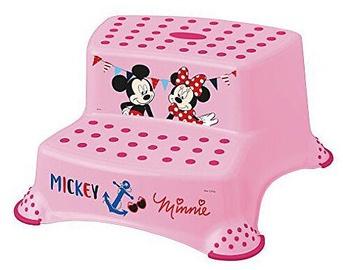 Подставка-ступенька OKT Minnie, розовый