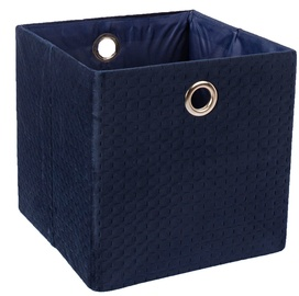 Home4you Yana Storage Box Dark Blue