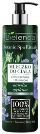 Bielenda Botanic Spa Rituals Linseed + Rosemary Body Milk 400ml