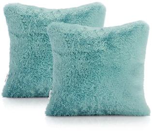 AmeliaHome Lovika Pillowcase 45x45 Blue 2pcs