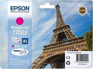 Epson WP4000/4500 Ink Cartridge XL Magenta