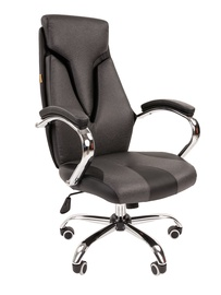 Chairman 901 Office Chair Black/Grey