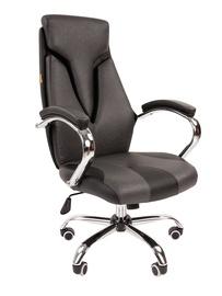 Biroja krēsls Chairman 901, melna/pelēka