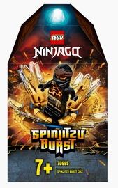 Конструктор LEGO®Ninjago Шквал Кружитцу — Коул 70685