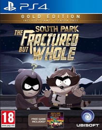 South Park: The Fractured But Whole Gold Edition incl. The Stick of Truth PS4