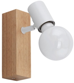 Valgusti Eglo Townshend 3 Spotlight 60W E27 Brown/White