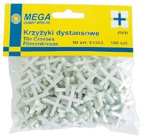 Profix Tile Crosses 2.5mm
