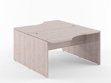 Skyland Xten X2CET 169.2 Double Desk 160x180cm Sonoma Oak