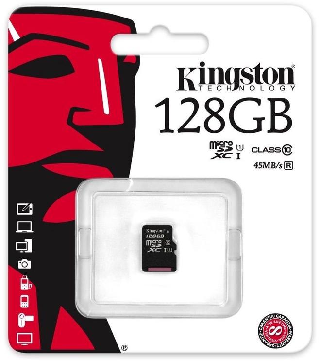 Kingston 128GB Micro SDXC Class 10