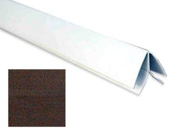 Ārējais PVC stūris B1 3,0m, brūns