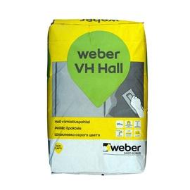 Špaktele Weber VH pelēks 20kg