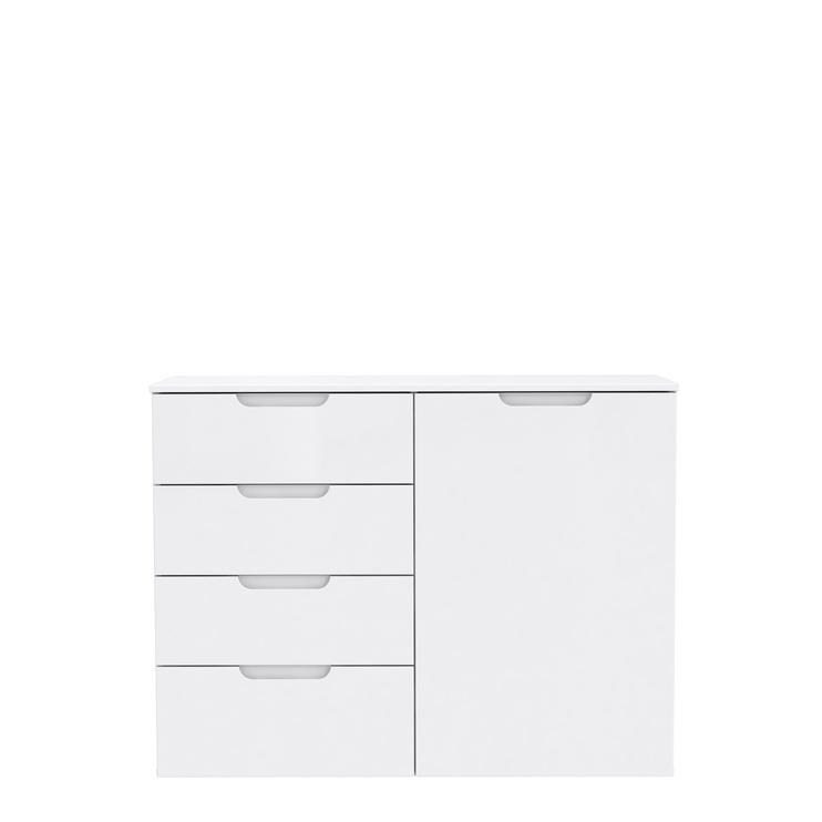 Стеллаж белый SNNK221-V29
