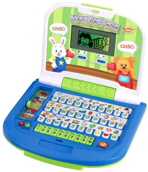 Smily Play Laptop Bilingual 8030