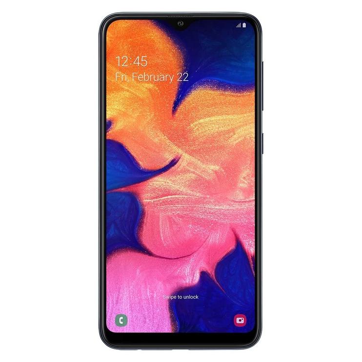 Mobilusis telefonas Samsung Galaxy A10 Juoda