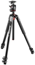 Manfrotto Aluminium 3-Section Tripod With XPRO Ball Head