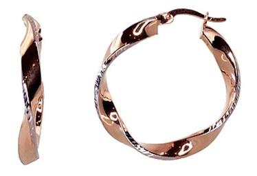 Diamond Sky Gold Earrings Reverence I