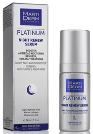 Сыворотка для лица Martiderm Platinum Night Renew Serum, 30 мл