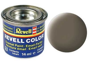 Revell Email Color 14ml Matt RAL 7008 Olive Brown 32186