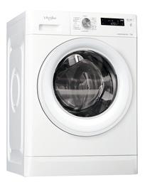Стиральная машина Whirlpool FFS7238W EE, 7 кг, D