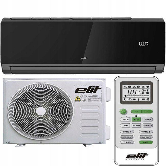 Кондиционер Elit INV-12RB WiFi, 3.5 kW / 3.6 kW, 1130 Вт
